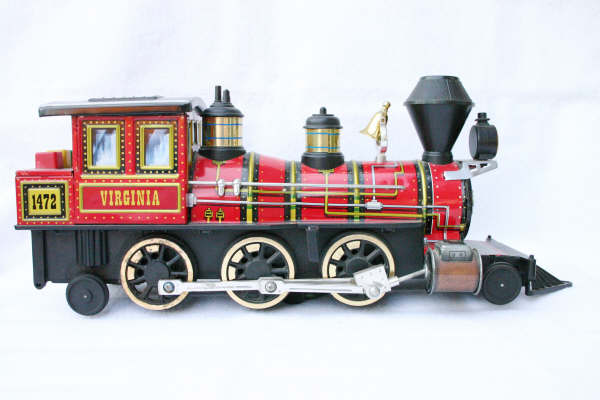 "Locomotora ""Santa Fe"" - EGE"