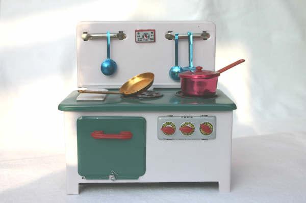 Cocina con cacharros fab desconocido for Cacharros cocina
