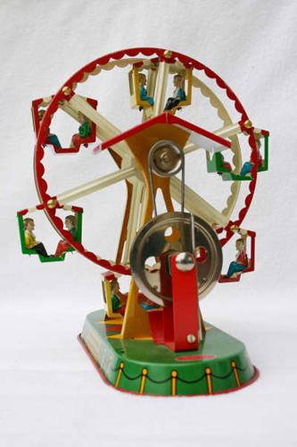 El jard n secreto juguetes antiguos - Juguetes antiguos de madera ...